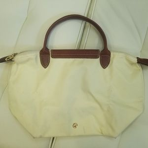 Longchamp handbag small purse adorible !